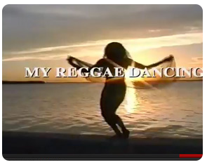 Reggae Dancing Girl Video